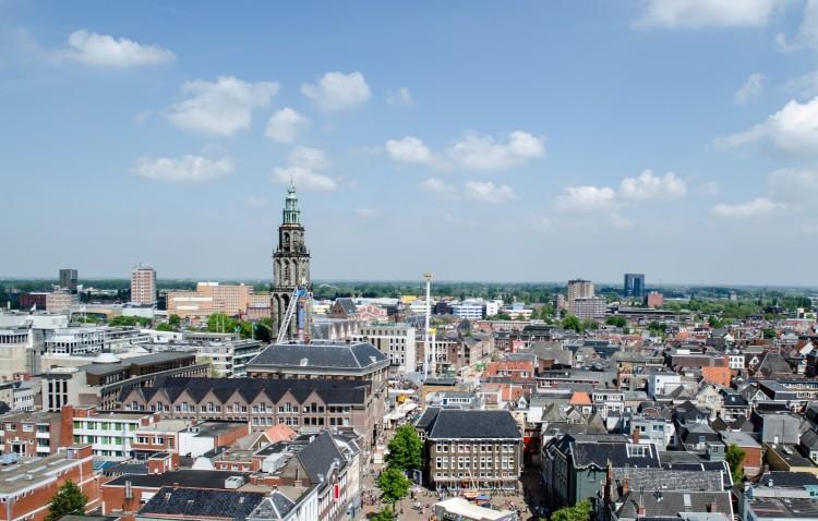 overzicht Groningen